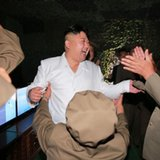 NKorea missile test adds to 'Military First' celebration