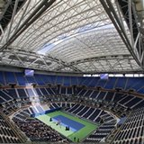 For US Open's new roof, a question of changing conditions