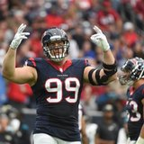 Texans coach O'Brien confirms Watt is out for the year