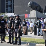 Charlotte ends curfew imposed after black man shot by police