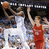 UNC: Pinson out indefinitely with broken bone in right foot