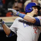 Cubs' Schwarber draws inspiration from boy with illness