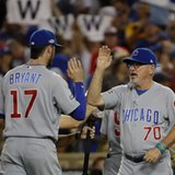 Cubs beat Dodgers 8-4, head home with 3-2 lead in NLCS