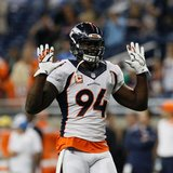 DeMarcus Ware has a day of big returns Wednesday