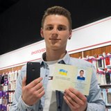 Ukrainian man renames himself iPhone 7 to win the phone
