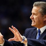 No. 1 Kentucky succeeding with many willing to assist