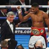 Heavyweight champ Joshua back at Wembley for defining fight