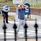 Pizza shop gunman says he regrets how he handled situation