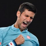 6-time champions Djokovic, Williams open with wins