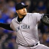 Dellin Betances sees no need to talk with Randy Levine