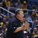 After Huggins' scary moment, No. 12 WVU beats Texas 77-62