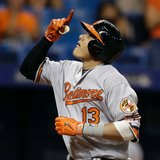 Orioles' Machado practices at shortstop for world classic