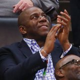 Pat Riley says Magic Johnson will win with the Lakers