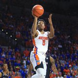 Allen scores 26, No. 13 Florida tops South Carolina 81-66