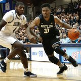 Martin, No. 22 Butler rally to stun No. 2 Villanova, 74-66