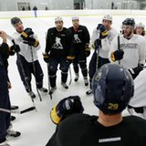 Former NHL enforcer suspended as youth coach following brawl