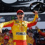 Penske signs Joey Logano and Shell-Pennzoil to new deal