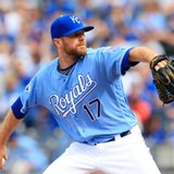 Wade Davis takes over as closer for the Chicago Cubs