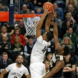 Cline's 3-pointers lift No. 14 Purdue over Penn State