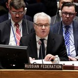 Russia's ambassador to United Nations falls ill, dies at 64