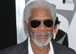 Emabarassing Moment for Morgan Freeman