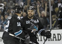 Sharks Take Bite out of Kings' Lead