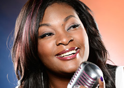 'Idol' winner Candice Glover