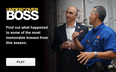 Watch 'Undercover Boss'