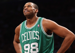 Jason Collins on 'Jimmy Kimmel Live'