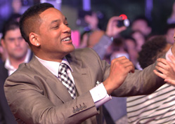Will Smith Opens Up to Letterman