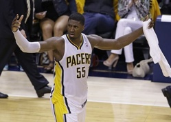 Why Wasn't Hibbert on the Court?