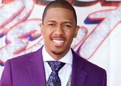 Nick Cannon is Pumped