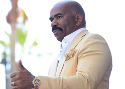 Steve Harvey Is On a Roll