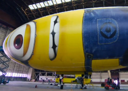 Making of Despicablimp