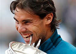 Nadal Gets No. 5 Seed for Wimbledon