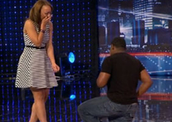 'AGT' Singer's Surprising Performance