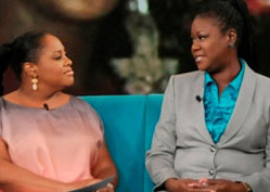 Trayvon Martin's Mom on 'The View'