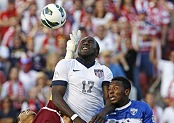 Altidore Pushes U.S. Closer to Cup Berth