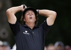 Another Open, More Heartbreak for Phil
