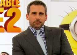 Steve Carell Explains 3D Animation