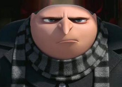 Gru is Back