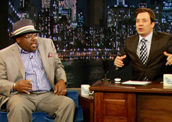 Cedric the Entertainer on Fallon