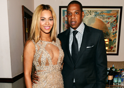 Mr & Mrs. Carter on the Town
