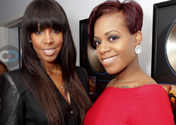 Kelly & Fantasia Dish on Their New Video