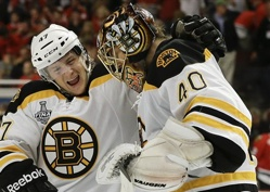 More OT: Bruins Take Round 2