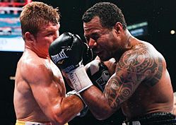 'Canelo' Reaches Star Status with Mosley Win
