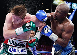 Still 'The One': Mayweather by Decision