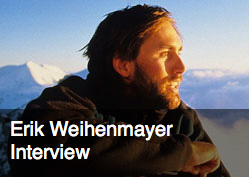 Erik Weihenmayer Interview