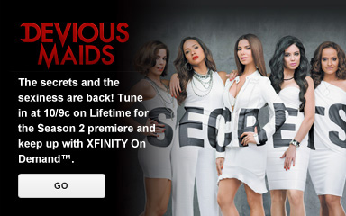 DVR 'Devious Maids'