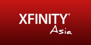 XFINITY Asia Microsite